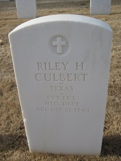 Riley H Culbert