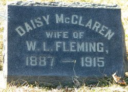 Daisy <I>McClaren</I> Fleming