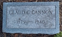 Claude C. Cannon