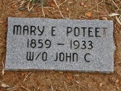 Mary Elizabeth <I>Quinley</I> Poteet