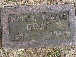 Myrtle Lucy <I>Teague</I> Graf