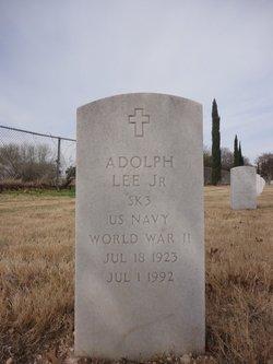 Adolph Lee, Jr