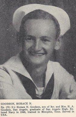 Horace Neil Goodson (1927-2012) - Find A Grave Memorial
