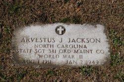 Arvestus J. Jackson