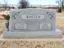 Walter Alvin Whiten