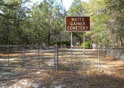 Watts Gainer Cemetery