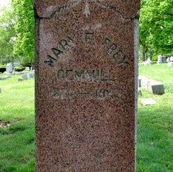 Mary Elizabeth <I>Jacobs</I> Gemmill