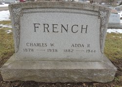 Charles W French