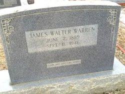 James Walter Warren