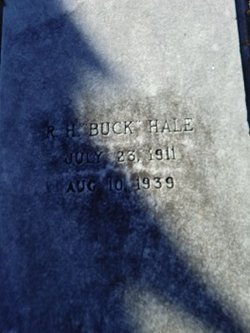 "R. H. ""Buck"" Hale"