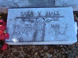 Sara V. Hale
