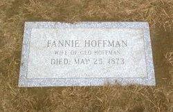 Fannie <I>Cullen</I> Hoffman