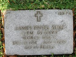 James Ensel Sims