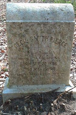 Cecil Smith Pierce