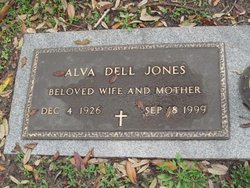 Alva Dell Jones