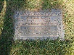 Lucille <I>Davis</I> Barnes