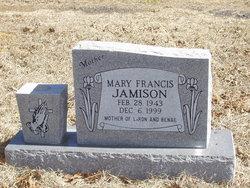Marye Francis <I>Jamison</I> Gault