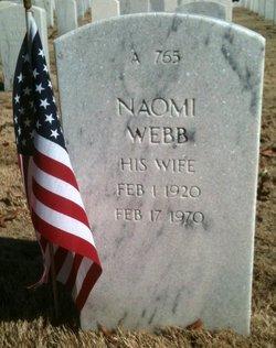 Naomi Webb