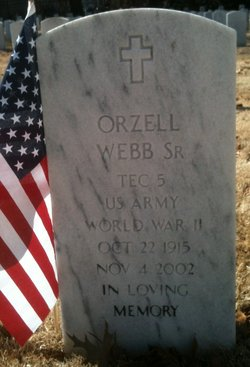 Orzell Webb, Sr