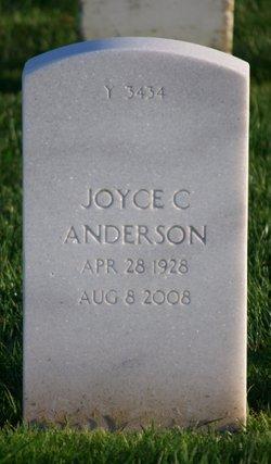 Joyce Colleen <I>Rosemeyer</I> Anderson