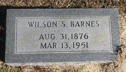 Wilson Scarborough Barnes