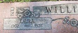 """Laura """"Lollie"""" <I>Cummickel</I> Williams"""