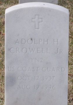 PO Adolph Henry Crowell, Jr