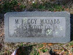 M. Peggy Mayabb