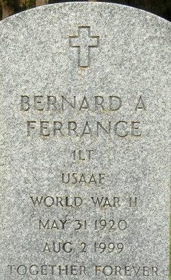 Bernard A Ferrance