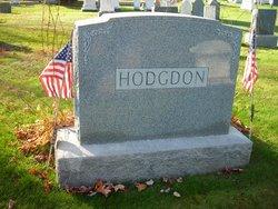 Sgt Harold L. Hodgdon