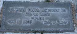 Elmer Phillip Johnson
