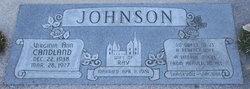 Virginia <I>Candland</I> Johnson