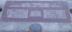 """William Ether """"Pete"""" Johnson"""
