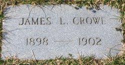 James L Crowe