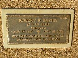 Robert Bruce Davies