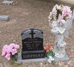 Megan Robina Shepherd