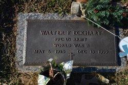 Walter F Eckhart