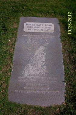 Donna Kaye Bond
