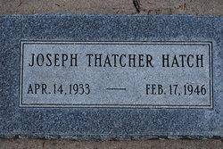 Joseph Thatcher Hatch