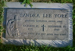 Sandra Lee York