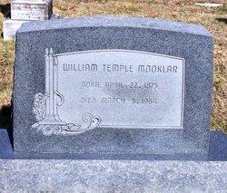 William Temple Mooklar