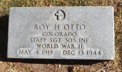 Roy Herman John Otto