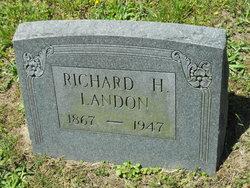 Richard H Landon