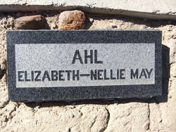 Nellie May Ahl