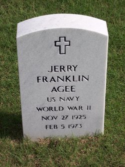 Jerry Franklin Agee