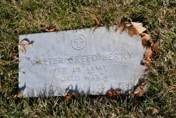 Walter Creed Berry