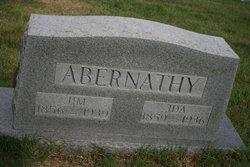 """Martha Ida """"Ida"""" <I>Abernathy</I> Abernathy"""