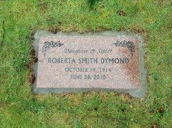 Roberta <I>Smith</I> Dymond