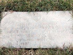 Earl B Garvin