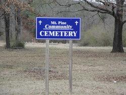 Mountain Pine Cemetery